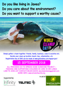 World Cleanup Day @ Everywhere!