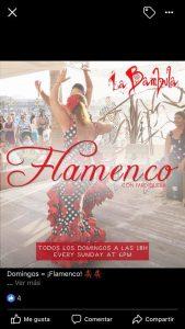 Flamenco at La Bambula, Javea @ La Bambula | Jávea | Comunidad Valenciana | Spain