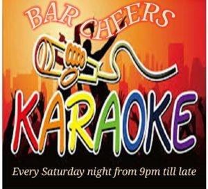 Karaoke Night at Cheers Bar, Orba @ Cheers Bar   Orba   Comunidad Valenciana   Spain