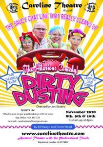 Dirty Dusting at Careline Theatre @ Careline Theatre | Alcalalí | Comunidad Valenciana | Spain