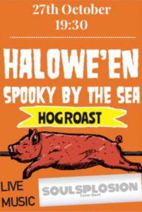 Halloween Hog Roast at Oceana @ Oceana Club | Benissa | Comunidad Valenciana | Spain