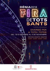 The Fira del Tots Sants ( Children's Fair) @ Denia | Comunidad Valenciana | Spain