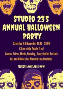Halloween Party at Studio 23 @ Studio 23 | Jávea | Comunidad Valenciana | Spain