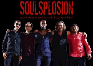 Soulsplosion at Bar Grizzly's Calpe @ Grizzly's | Benisa | Comunidad Valenciana | Spain