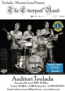 The Liverpool Band In Concert @ TEULADA: Auditorium   Teulada   Comunidad Valenciana   Spain
