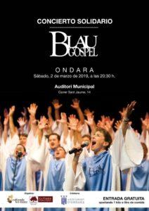Gospel Evening @ Auditorium Ondara | Ondara | Comunidad Valenciana | Spain