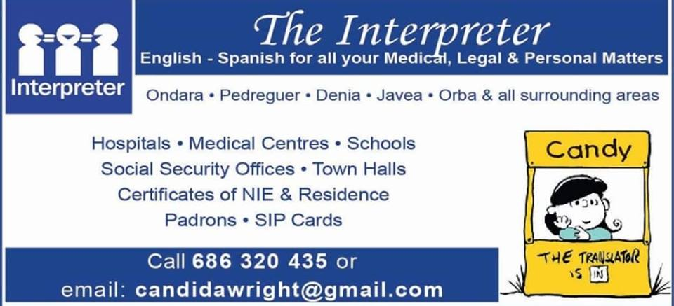 The Interpreter – Candida Wright Services