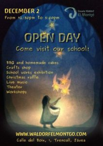 Christmas Open Day at Waldorf School, Javea @ Waldorf School | Trencall | Comunidad Valenciana | Spain