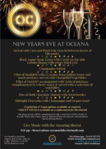 New Year with Sharni at Oceana Club @ Oceana Club   Comunidad Valenciana   Spain