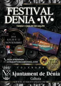 Denia 4 Day Dance Festival @ See details below | Dénia | Valencian Community | Spain