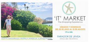 I.T. Trendy Market at the Parador @ Parador Javea | Xàbia | Spain