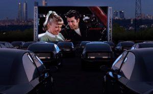 Drive In Movie In English.. Goosebumps 2 @ Dénia | Comunidad Valenciana | Spain