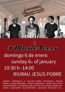 Music at Jesus Pobre Farmers Market @ Jesus Pobre Riurau Farmers Market | Comunidad Valenciana | Spain