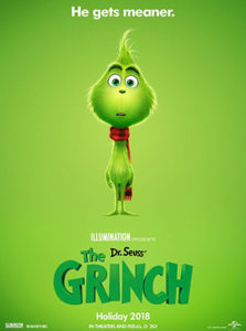 The Grinch....Cine Jayan In English @ Cine Jayan | Jávea | Comunidad Valenciana | Spain