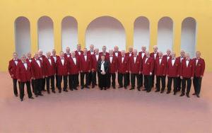 """Just Us"" Male Voice Choir Concert @ Salon de Actos | Teulada | Comunidad Valenciana | Spain"