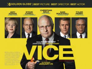 Vice in English at Cine Jayan @ Cine Jayan | Jávea | Comunidad Valenciana | Spain