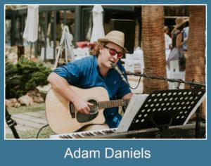 Adam Daniels at Novas @ Novas | Costa Nova | Comunidad Valenciana | Spain