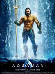 Aquaman in English at Cine Jayan @ Cine Jayan | Jávea | Comunidad Valenciana | Spain