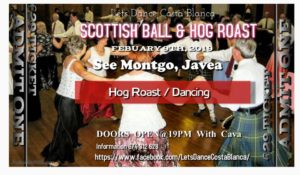 Scottish Ball and Hogroast at SeeMontgo @ Seemontgo Rte. | Jávea | Comunidad Valenciana | Spain
