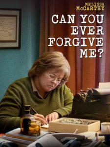 Can You Ever Forgive Me? at Cine Jayan In English @ Cine Jayan | Jávea | Comunidad Valenciana | Spain