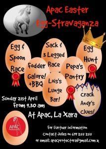 Apac Easter Egg-Stravaganza @ APAC | La Xara | Comunitat Valenciana | Spain