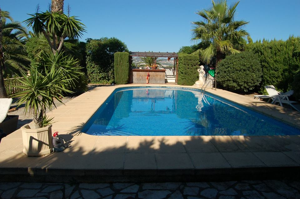 Holiday Rental – Spectacular 6 Bedroom Villa in Javea