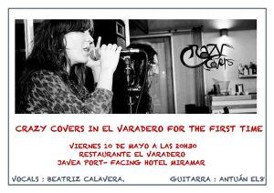 Crazy Covers at El Varadero . @ El Varadero | Jávea | Comunidad Valenciana | Spain
