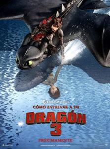 How to Train Your Dragon 3 at Cine Jayan In English @ Cine Jayan | Jávea | Comunidad Valenciana | Spain