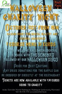 Halloween Party at Monroes, Pedreguer @ Monroe's Carvery | Comunidad Valenciana | Spain