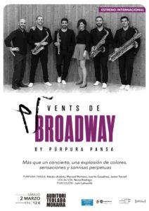 Broadway Winds @ TEULADA: Auditorium | Teulada | Comunidad Valenciana | Spain
