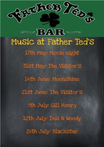 The Visitors at Father Ted's @ Father Ted's Bar | Teulada | Comunidad Valenciana | Spain