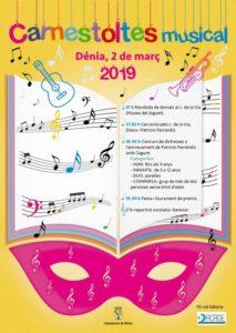 Denia Carnival @ See Below | Dénia | Valencian Community | Spain