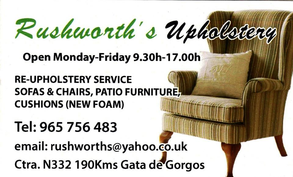 Rushworth's Upholstery