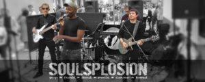 Open Air Concert with Soulsposion @ Gata de Gorgos | Comunidad Valenciana | Spain