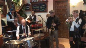 The Mix Jazz Quartet at Le Gourmand Rte. @ Le Gourmand Rte | Jávea | Comunidad Valenciana | Spain