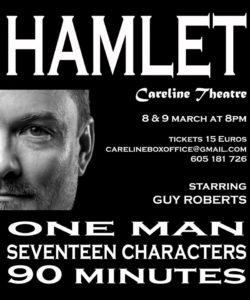 Hamlet at Careline Theatre @ Careline Theatre | Alcalalí | Comunidad Valenciana | Spain