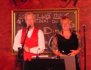 Heartbeat Duo at Arena Bar, Denia @ Arena Bar | Dénia | Comunidad Valenciana | Spain