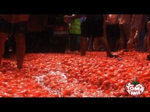La Tomatina Junior Festival 2019 @ Buñol | Valencian Community | Spain