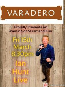 Ian Hunt at El Varadero @ El Varadero | Jávea | Comunidad Valenciana | Spain