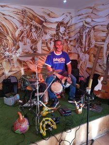 Roberto at Bar Quo Vadis @ Quo Vadis | Jávea | Comunidad Valenciana | Spain