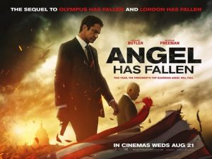 The Angel Has Fallen at Cine Jayan In English @ Cine Jayan | Jávea | Comunidad Valenciana | Spain