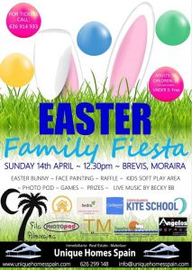 Brevis Easter Charity Event