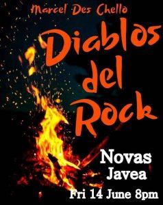 Rock Night at Novas ( Previously The Lounge Bar/ La Guardia Rte.) @ Novas   Costa Nova   Comunidad Valenciana   Spain