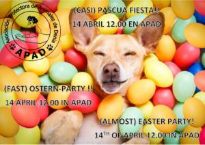 Almost Easter Fiesta at Apad @ APAD | Dénia | Comunidad Valenciana | Spain