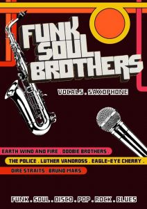 Funk Soul Brothers at Oceana Club @ Oceana Club | Benissa | Comunidad Valenciana | Spain