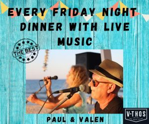 Live Music Every Friday at V-Thos @ V-Thos | Platja de L'arenal | Comunidad Valenciana | Spain
