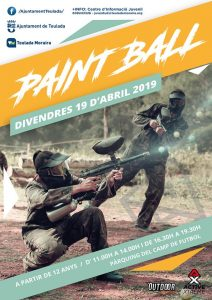 Paintballing Day in Moraira @ Teulada | Comunidad Valenciana | Spain