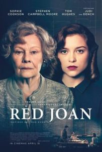 Red Joan at Cine Jayan In English @ Cine Jayan | Jávea | Comunidad Valenciana | Spain