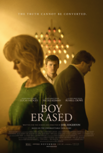 Boy Erased at Cine Jayan In English @ Cine Jayan | Jávea | Comunidad Valenciana | Spain