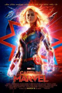 Captain Marvel at Cine Jayan In English @ Cine Jayan | Jávea | Comunidad Valenciana | Spain